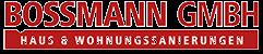 Bossmann GmbH Hamburg | Sanierung und Renovierung aus einer Hand Logo